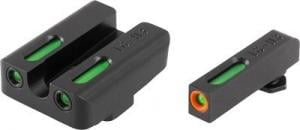 TruGlo TFX Pro High Sight Set, Glock, TG13GL2PC TG13GL2PC