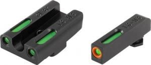 TruGlo Brite-Site TFX PRO Sight Set for Glock 42/43, TG13GL3PC TG13GL3PC