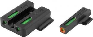 TruGlo TFX Pro Sight Set for S&W M&P, TG13MP1PC TG13MP1PC