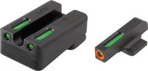 TruGlo TFX Pro Tritium/Fiber Optic Day/Night Sight Set for Kimber, TG13KM1PC TG13KM1PC
