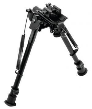 TruGlo Tac-Pod Adjustable Bipod Pivot Base, 9 To 13 Inches, TG8902L TG8902L