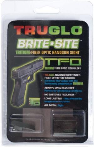TruGlo Tritium/Fiber Optic Night Sight Set, Green Front/Rear - Kimber TG131KT TG131KT