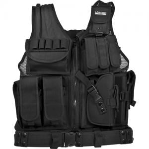 Barska Optics Loaded Gear VX-200 Tactical Vest Black BI12018