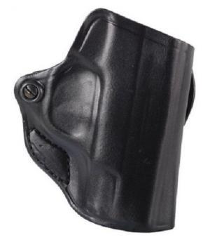 DeSantis Mini Scabbard Holster - Right, Black 019BAB6Z0 - For Glock 19, 23, 32, 36 019BAB6Z0