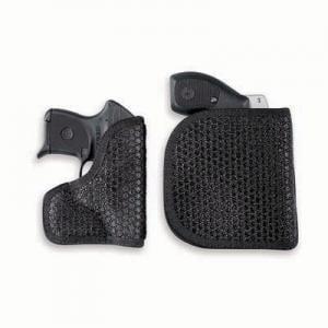 DeSantis Super Fly Pocket Holster - Ambidextrous, Black M44BJMKZ0 - KAHR K9, P9, K40, P40, MK9, PM9, MK40, PM40 M44BJMKZ0