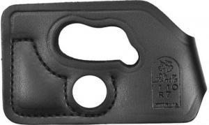DeSantis Pocket Shot Holster - Ambidextrous, Black - S&W Bodyguard 380 110BJU7Z0 110BJU7Z0