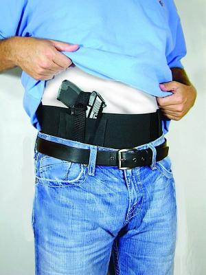 PS Products BellyBAND M Belly Holster 28-34-inch PS Products BELLYBANDM