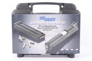 Sig Sauer Conversion Kit P229 .22 LR 4.5in 10rd Black Rail CONV-229R-22 CONV-229R-22