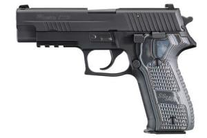 SIG SAUER P226 Extreme 40SW Centerfire Pistol with Night Sights E26R-40-XTM-BLKGRY