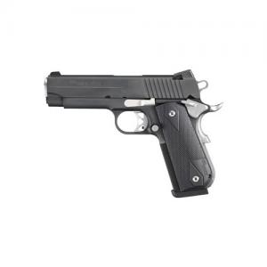 Sig Sauer 1911 Fastback Nightmare Carry Black Nitron / Stainless .45 ACP 4.2-inch 8Rds Siglite Night Sights 1911FCA45NMR