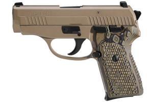 SIG SAUER P239 Scorpion 40SW Centerfire Pistol with Night Sights 798681448654