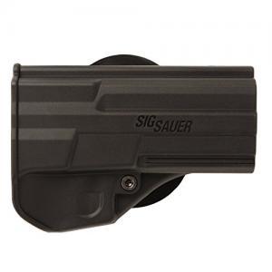 SigTac Standard 2009/2022/220/226/227/MK25 Paddle Holster, Black, Right HOL-SPH-LV1