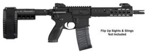 "Sig Sauer PM400300B9BE PM400 Elite AR Pistol Semi-Automatic 300 AAC Blackout/Whisper (7.62x35mm) 9"" PM400300B9BE"