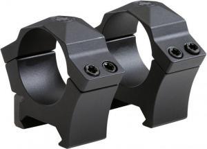 Sig Sauer Alpha Hunting Riflescope Rings, 30mm, Low, Black SOA10003 SOA10003