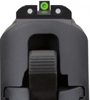 Sig Sauer X-Ray3 Pistol Sight Set, Number 6 Green Front, Number 8 Rear, square notch SOX10001 SOX10001