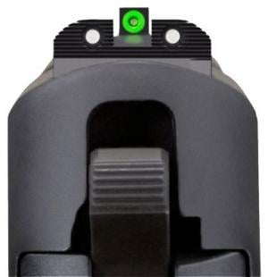 Sig Sauer X-Ray3 Pistol Sight Set, Number 6 Green Front, Number 8 Rear, round notch SOX10002 SOX10002