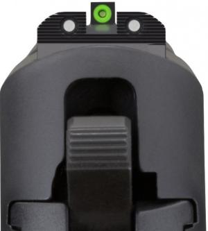 Sig Sauer X-Ray3 Pistol Sight Set, Number 8 Green Front, Number 8 Rear, square notch SOX10003 SOX10003
