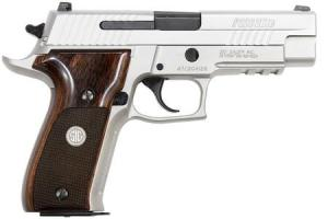 SIG SAUER P226 Elite 40SW Alloy Stainless with Night Sights E26R-40-ASE