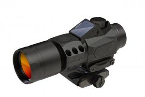 Sig Sauer Romeo6T Red Dot Sight, Ballistic Circle Dot Reticle, Batery Tray, Hex Bolt Mount, Black, SOR61031 SOR61031