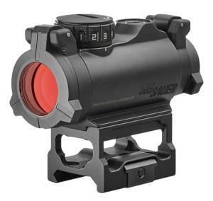 Sig Sauer Electro-Optics ROMEO MSR 1X20 DOT GRN 2MOA BLK SOR72002