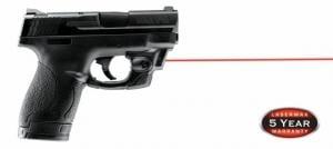 LaserMax CenterFire Red Laser Sight - S&W M&P Shield 9mm Handgun - CF-SHIELD CFShield