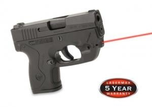 Lasermax CenterFire Red Laser Sight for Beretta Nano CF-NANO CFNANO