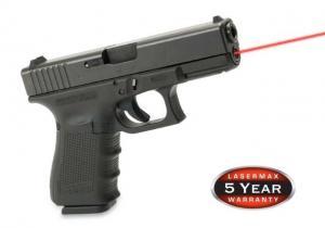 Lasermax Guide Rod Laser Sight for Gen 4 For Glock 19 ONLY LMS-G4-19 LMSG419
