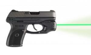 LaserMax CenterFire Gripsense Light & Green Laser, Ruger LC9/LC380/LC9S, Black, CF-LC9-C-G CFLC9CG