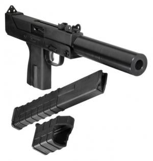 MasterPiece Arms 9mm Pistol TC with 35rd Magazine 804879227403