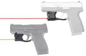 Viridian Weapon Technologies Reactor 5 Gen2 ECR Green Laser With IWB Holster For Glock 19/23/26/27 9200016