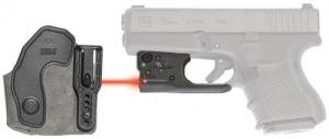 Viridian Weapon Technologies Reactor 5 Gen2 ECR Red Laser With IWB Holster For Glock 19/23/26/27 9200017