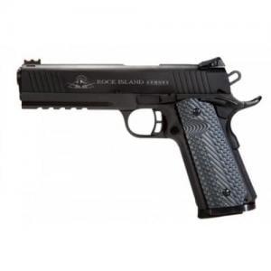 Armscor TAC Ultra FS Black 10mm 5-inch 8Rds 51914
