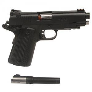 Armscor M1911-A2 MS Tactical 2011 VZ Combo Black 9mm / .22 TCM 4.25-inch 17Rds 51943