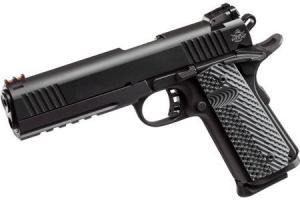 Rock Island Armory 1911 TCM Tac Ultra FS Combo Parkerized Black .22 TCM / 9mm 5-inch 10Rds 51961
