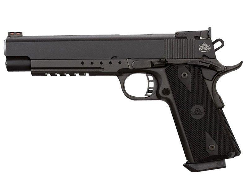Rock Island Armory M1911 PRO Match Ultra 10mm 6-inch 8Rds Adjustable Sights 52008