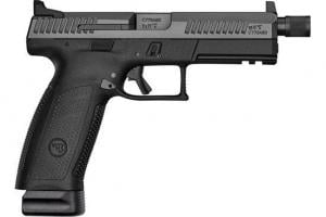 CZ P-10 Compact 9MM Suppressor-Ready 17Rds 4.61-inches 91533