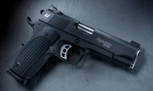 Nighthawk Custom Heinie Signature Compact 45ACP 9555 9555