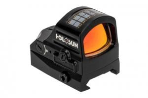 Holosun HS507C-X2 Pistol Red Dot Sight, ACSS Cyclops HG Reticle, 7075-T6 Aluminum, Black, HS507C-X2-ACSS HS507CX2ACSS