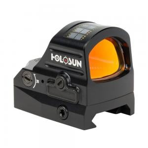 Holosun HS507C-X2 Multi-Reticle Circle Dot Open Reflex Sight w/ Solar Failsafe and Shake Awake HS507C-X2 810047071174