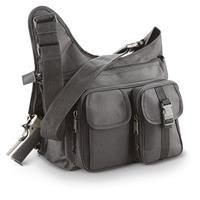 Concealed Carry Shoulder Sling Bag 810062016426
