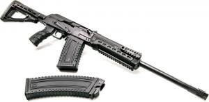 Kalashnikov USA KS-12 Tactical 12GA 18-inch 10rd Shotgun 811777021774