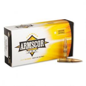 Armscor USA .300 Blackout Ammunition 20 Rds FMJ 147 Grain FAC45LC-1N
