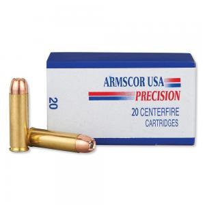 Armscor XTP Hollow Point 300 Grain Brass .500 SW 20Rds FAC500SW-1N