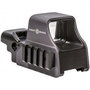 SightMark Ultra Shot Plus Red-Dot Sight, Grey, SM26012 SM26012