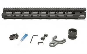 BCM Gunfighter Quad Rails Black 15-inch M-LOK BCM-MCMR-15-556-BLK