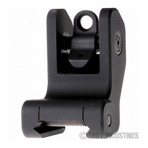 Troy Fixed Rear Battle Sight Black SSIGFRSR0BT00