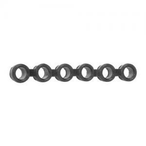 Troy Squid Grip Rail Covers Black 7 Pack SSQD7PK00BT