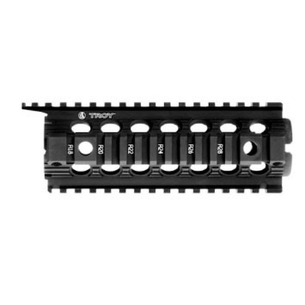 Troy SRAIDIDD7BT 7-inch DROP IN Rail Black SRAIDIDD7BT