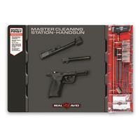 Real Avid Handgun Master Cleaning Station AVMCS-P