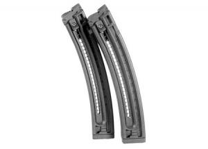 American Tactical Imports Magazine GSG-522 .22 LR 22rd Black Two Pack GERMGSG22TP 813393010408
